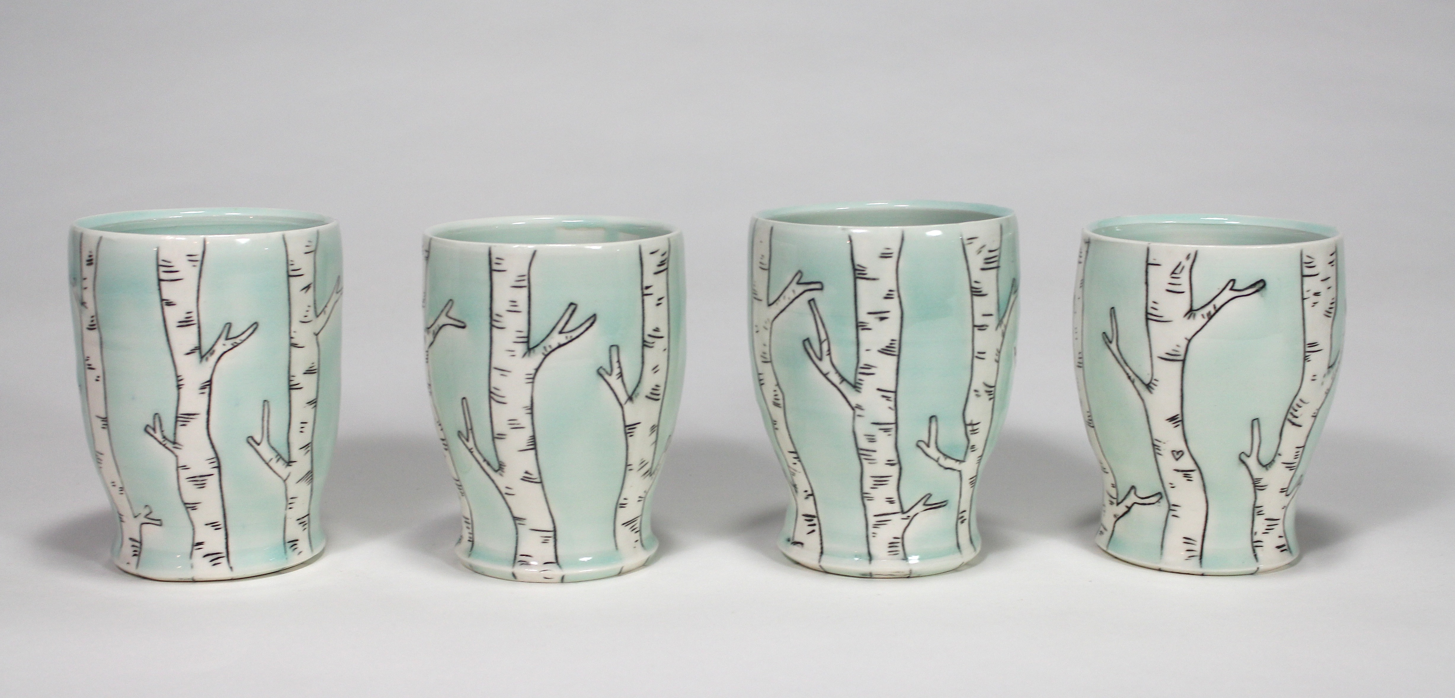I was really pleased with the group of decals i ordered from forage studios mariko is a well known name in the ceramics community and not only was i